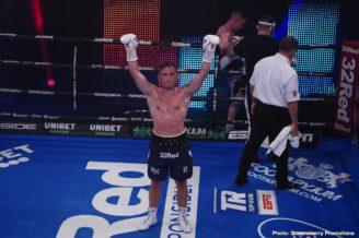 Archie Sharp, Carl Frampton, Darren Traynor, Michael Conlan, Paddy Donovan, Sofiane Takoucht, Troy Williamson - Boxing News