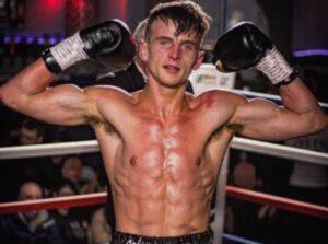 Jonathan Walsh - British Boxing