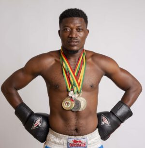 Adrian Granat, Joshua Quartey - Peter Kahn's Fight Game Advisors has signed Ghanaian Amateur Standout Joshua 'The Lion King' Quartey, the nephew of Former World Champion Ike Quartey, to an exclusive managerial contract, it was announced today.
