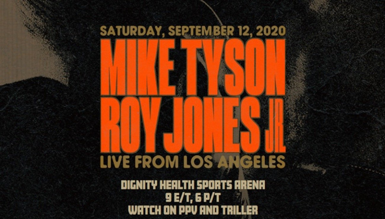 Mike Tyson, Roy Jones Jr. - Boxing News