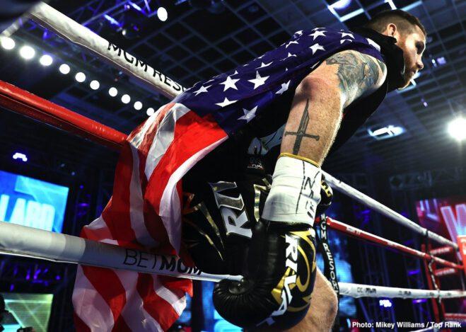 Eleider Alvarez, Joe Smith Jr. - Boxing News