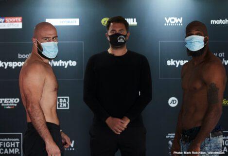 Alen Babic - British Boxing