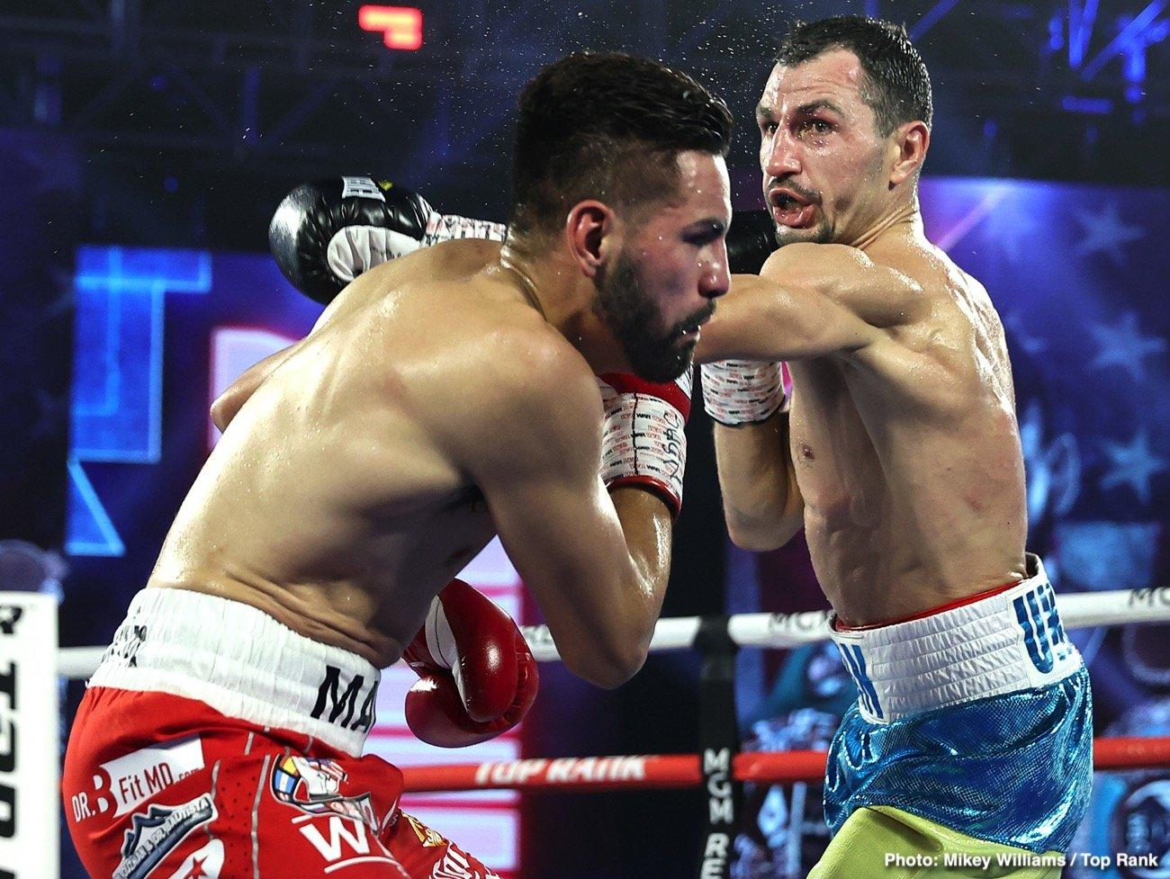 Jose Ramirez, Josh Taylor, Viktor Postol - Boxing News