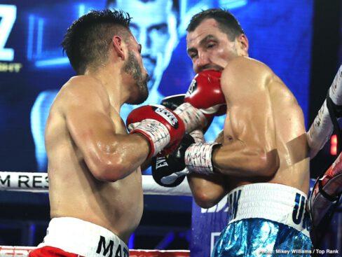 Jose Ramirez, Viktor Postol - Boxing News