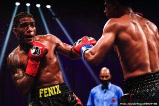 Jackson Marinez, Rolando Romero - Boxing News