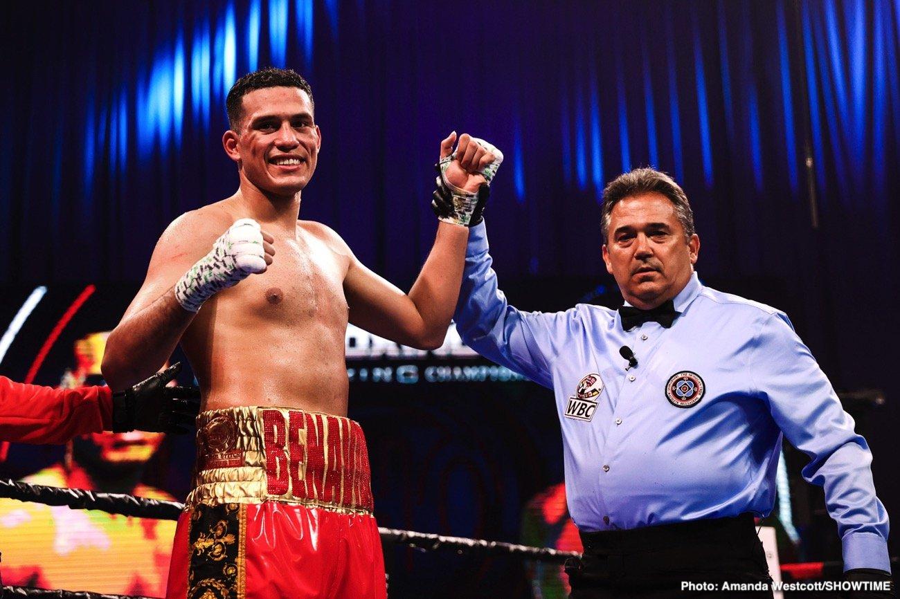 David Benavidez - Boxing News