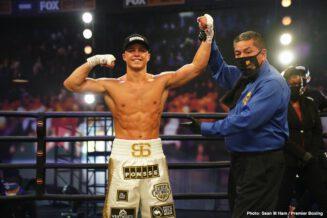 Clay Collard, Joey Spencer, Sebastian Fundora, Shawn Porter - Boxing News