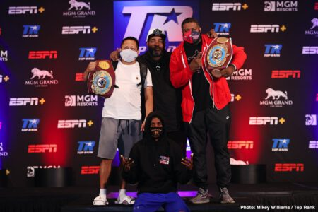 Jamel Herring, Jonathan Oquendo - Boxing News