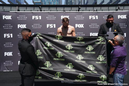 Alfredo Angulo, Erislandy Lara, Greg Vendetti, Vladimir Hernandez - Boxing News