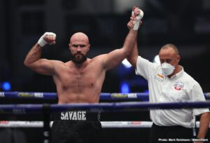Press Room - Alen Babic is promising to deliver another savage knockout when he meets Ireland's Niall Kennedy over eight rounds on the Joshua Buatsi vs. Marko Calic undercard on Sunday October 4, shown live on Sky Sports in the UK and DAZN in the US.