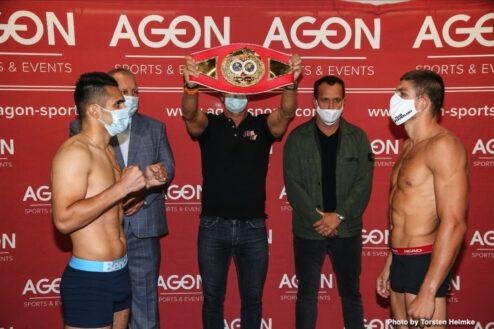 Abass Baraou, Jack Culcay, Vincent Feigenbutz - Boxing News