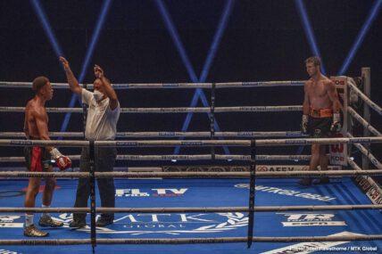 Jono Carroll, Maxi Hughes - Boxing News