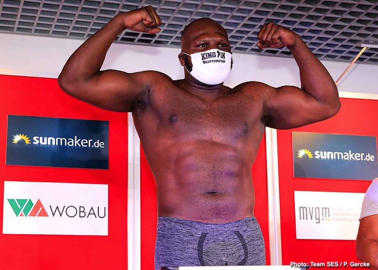Kevin Johnson, Yoan Pablo Hernandez - Yoan Pablo Hernandez returns back to the ring after six years and will fight tough Kevin Johnson on August 22 in Magdeburg, Germany. Hernandez will campaign at heavyweight and will be promoted by SES Boxing.