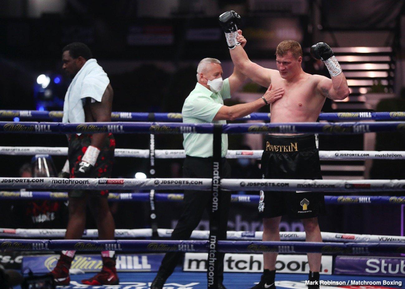 Alexander Povetkin - Boxing News