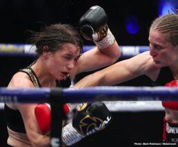 Alen Babic, Alexander Povetkin, Delfine Persoon, Dillian Whyte, Katie Taylor - Boxing News