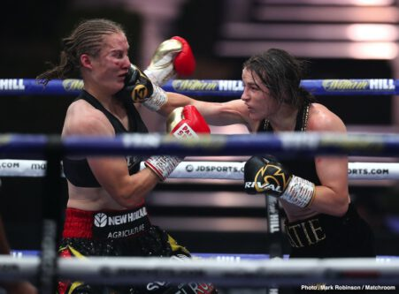 Alen Babic, Alexander Povetkin, Delfine Persoon, Dillian Whyte, Katie Taylor - Boxing News