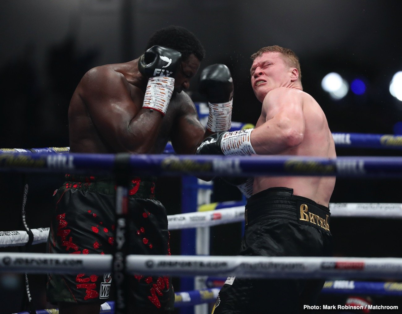 Alexander Povetkin, Dillian Whyte - Eddie Hearn has said he wants the Alexander Povetkin Vs. Dillian Whyte rematch to take place fast; in November in fact. Speaking with IFL TV, Hearn mentioned the dates November 14 and November 21. That would be some quick turnaround for both fighters, Whyte who was violently knocked out, and Povetkin who turned 41 years of age this month. But will the rematch actually happen then?