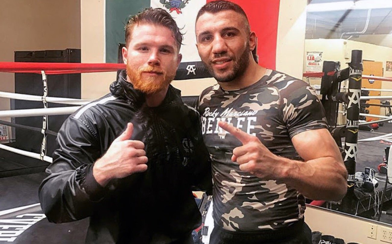 Avni Yildrim, Canelo Alvarez - Boxing News