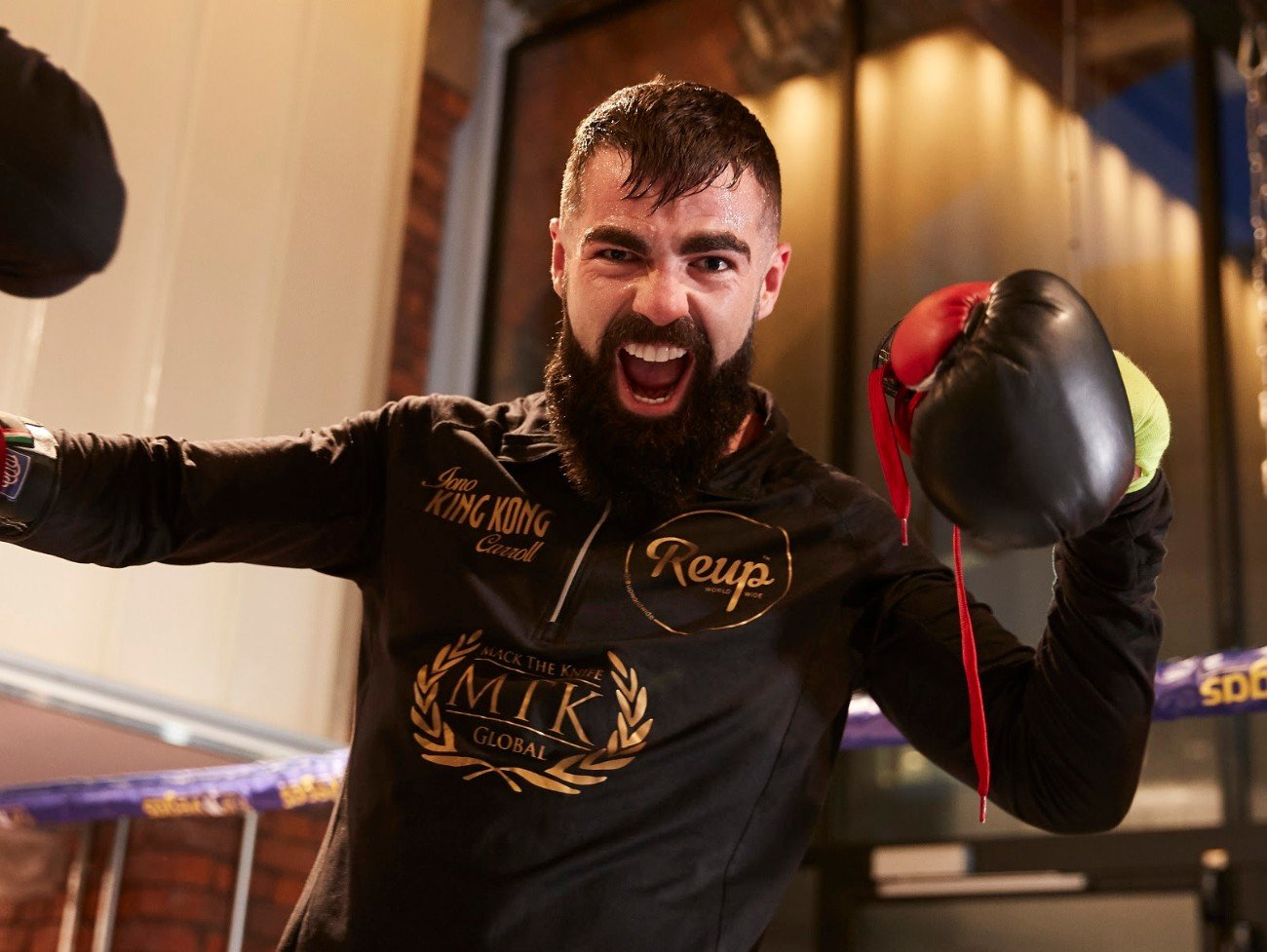 Jono Carroll, Maxi Hughes - IFL TV AND ESPN+ BROADCAST BEGINS – 7:00PM GMT / 2:00PM EST / 11:00AM PST