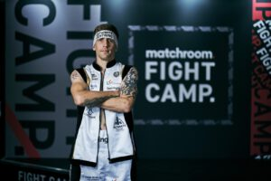 Eric Donovan - Eric Donovan finally has his big breakout opportunity as he takes on top Matchroom prospect Zelfa Barrett for the vacant IBF Intercontinental Super-Featherweight Title at Fight Camp this Friday August 14, live on Sky Sports in the UK and DAZN in the US.