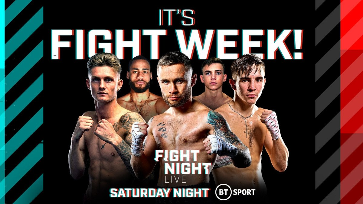 """Carl Frampton, Darren Traynor, Michael Conlan, Sofiane Takoucht - Undercard bouts to stream live on ESPN+ - Carl """"The Jackal"""" Frampton will fight Scottish veteran Darren """"Trayn-Wreck"""" Traynor in a 10-round lightweight bout this Saturday, August 15. Frampton was supposed to face Vahram Vardanyan, but visa issues forced Vardanyan to pull out of the fight last week."""