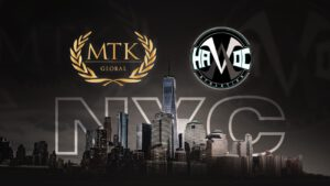 Andre Rozier - MTK Global is proud to announce a partnership with world-renowned trainer and advisor Andre Rozier and his company Havoc Management and Advisory - allowing the two boxing powerhouses to work together moving forward.