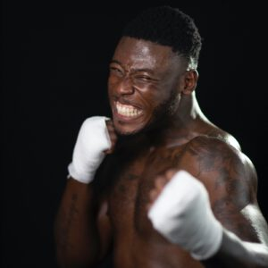 Isaac Chamberlain -  Putting his signature to a long-term deal with leading manager-promoter Mick Hennessy should finally provide the structure for Brixton cruiserweight Isaac Chamberlain to fulfil his unquestionable ability.