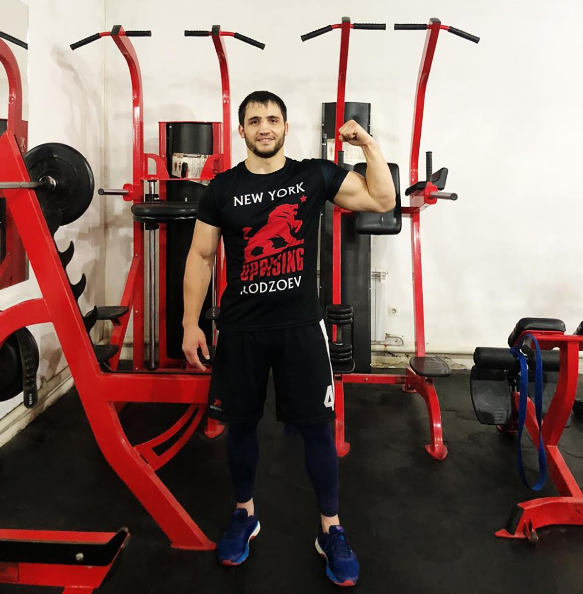 Dmitry Sukhotskiy, Rashid Kodzoev - Uprising Promotions cruiserweight Rashid Kodzoev (7-0, 4 KOs) will be returning to action this Tuesday at Vegas City Hall in Moscow, Russia. Standing opposite of him will be Dmitry Sukhotskiy (23-8, 16 KOs), who is a durable veteran of 31 bouts.