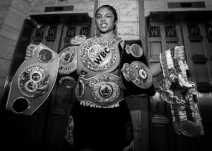 Jessica McCaskill - Jessica McCaskill will be glued to DAZN tomorrow afternoon – hoping Katie Taylor defeats Delfine Persoon in Essex, UK, to set up a blockbuster rematch.