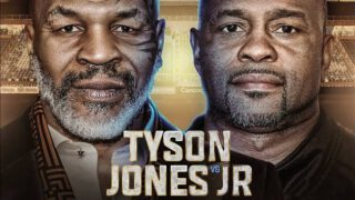 Watch LIVE: Mike Tyson vs Roy Jones Live Stream