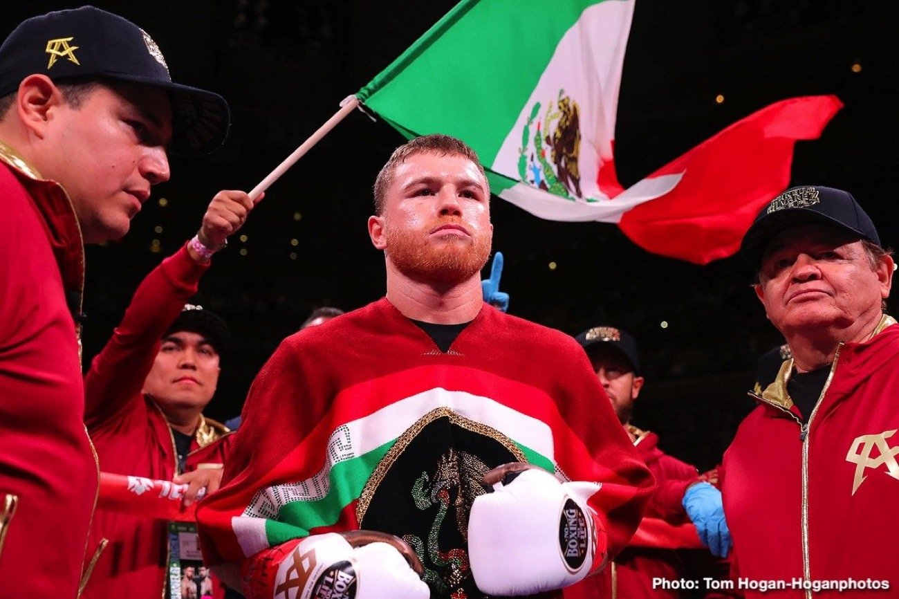 Callum Smith, Canelo Alvarez - Canelo Promotions and Matchroom Boxing are delighted to announce that Canelo Alvarez will take on Callum Smith for the WBA and Ring Magazine World Super-Middleweight titles on Saturday, December 19, live on DAZN in 200+ countries and territories worldwide (excluding Mexico).