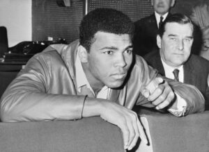 Speed, Power And Accuracy In Beautiful Harmony – Muhammad Ali Vs. Cleveland Williams