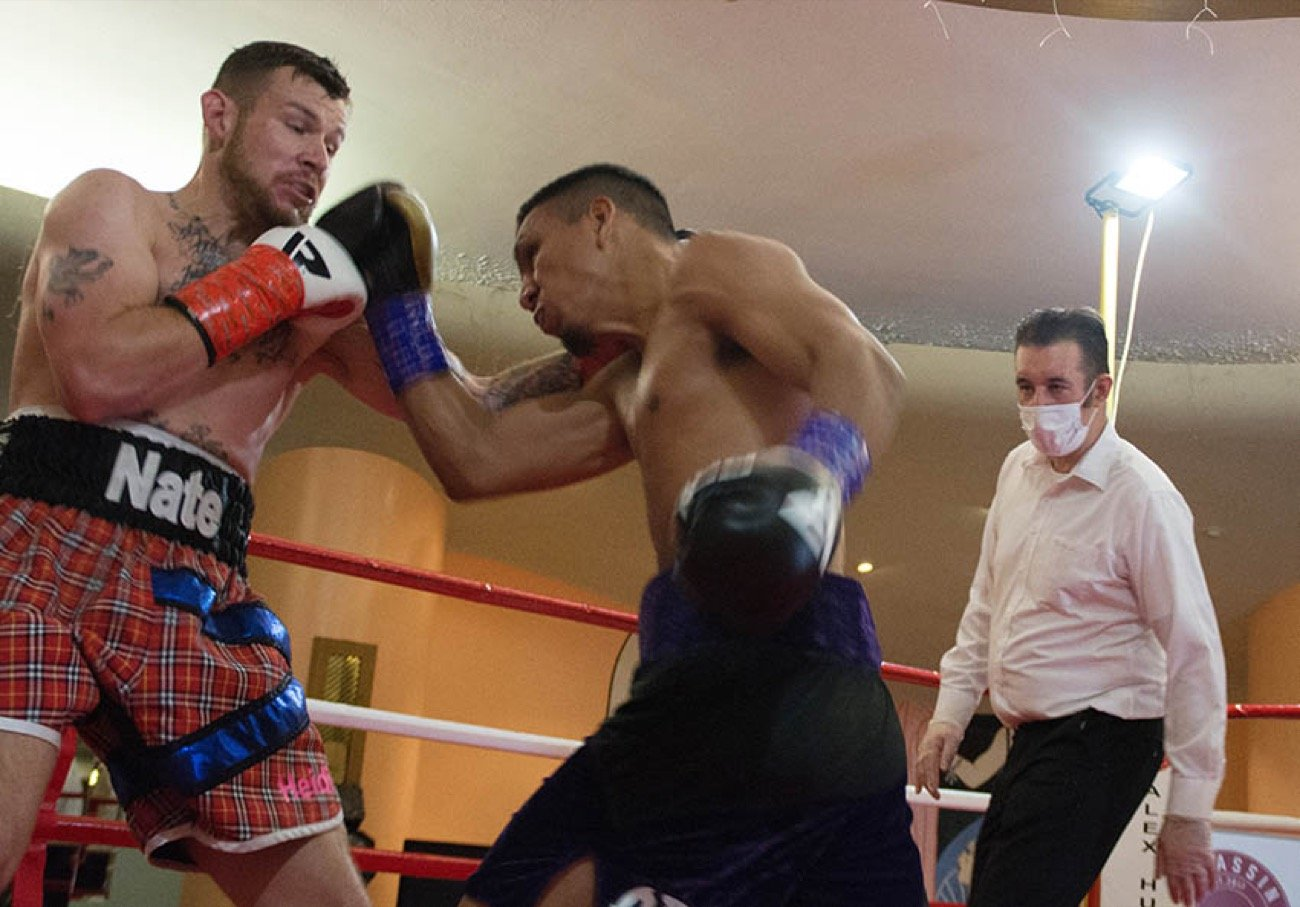 Nathan Beattie - Boxing Results