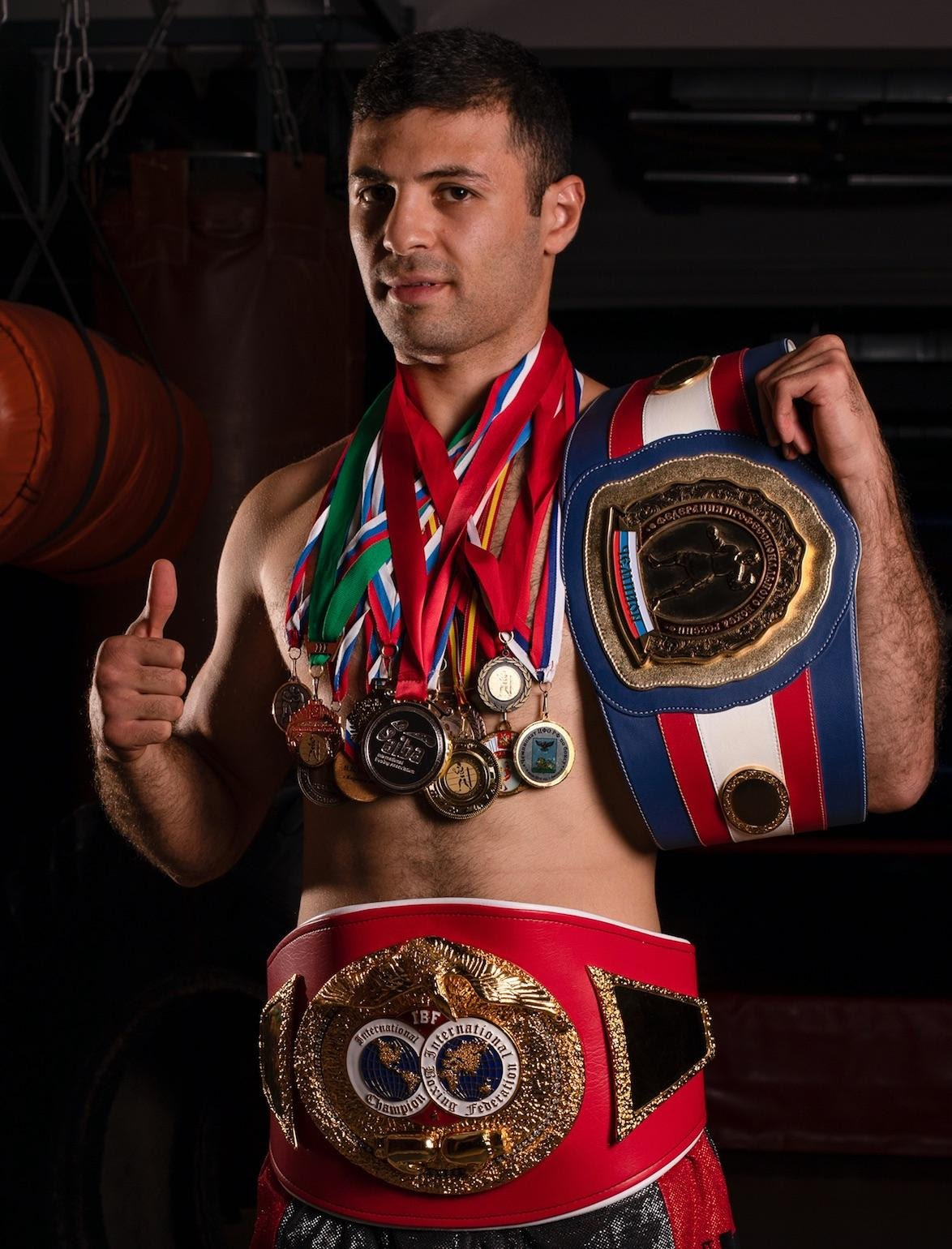 Petros Ananyan - DiBella Entertainment has signed super lightweight contender Petros Ananyan (15-2-2, 7 KOs) to an exclusive promotional agreement.