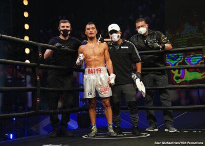 Abel Ramos, Yordenis Ugas - Boxing News