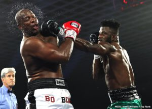Demsey Mckean - Demsey McKean has turned his attention to Efe Ajagba, with the pair having a mutual opponent in Jonathan Rice, and McKean arguably coming out in better fashion than Ajagba.