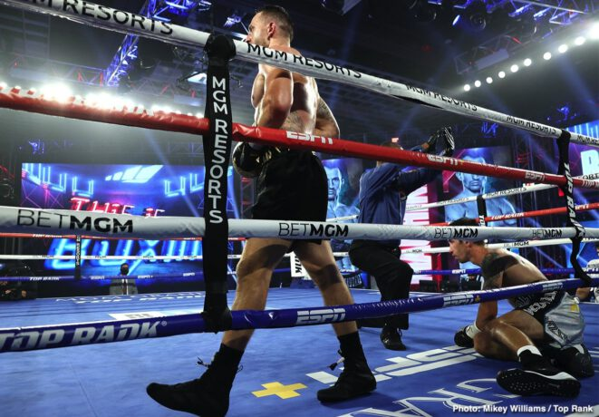 Egidijus Kavaliauskas, Joet Gonzalez, Miguel Marriaga, Mikael Zewski - Boxing News