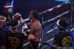 Anthony Yarde, Dec Spelman - Last night at York Hall in London, Anthony Yarde got back in the ring after having overcome some awful personal tragedy (the deaths of his father and grandmother to COVID-19) and the light-heavyweight contender looked good in becoming the first man to stop countryman Dec Spelman. Yarde, best known to fight fans for his gutsy effort against Sergey Kovalev, where he was winning the fight last August, only to be stopped late, took Spelman out in the sixth round.