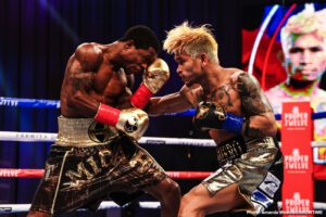 Casimero Retains WBO Bantam Title With Quick Win Over Micah – Boxing Results