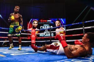 Jermell Charlo KOs Jeison Rosario in 8th round – Boxing Results