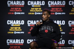 Jeison Rosario - This Saturday, Jermell and Jermall Charlo hailing from Houston, Texas, try their luck in creative Showtime doubleheader PPV featuring worthy opposition. In the red corners will be Jeison Rosario and Sergey Derevyanchenko, both dangerously hungry fighters.