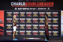 Jeison Rosario, Jermall Charlo, Jermell Charlo, Sergiy Derevyanchenko - Boxing News