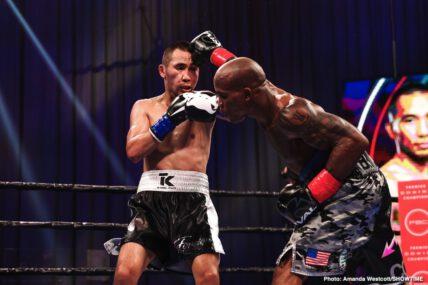 Erickson Lubin, Terrell Gausha - Boxing News