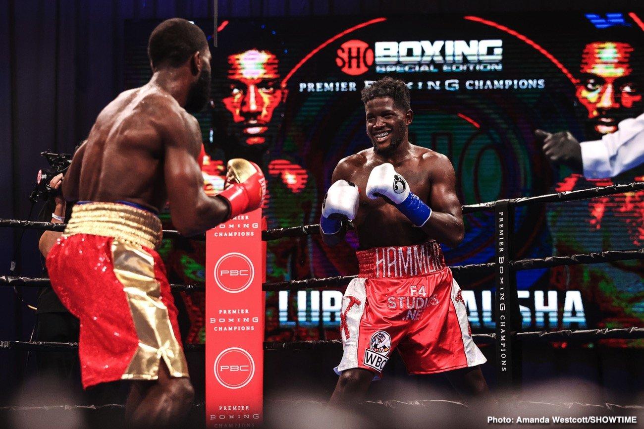 Gervonta Davis, Jeison Rosario, Mario Barrios, Showtime - Boxing News