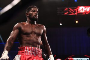 """Erickson Lubin, Jermell Charlo - #1 WBC Erickson Lubin is the mandatory challenger for the new Unified Champion Jermell Charlo and our featured guest on this week's Last Stand Podcast with Brian Custer. Erickson """"The Hammer"""" Lubin joins us to talk about the competitive 154-pound division, why he feels he is the best in the weight class and how his rematch with Jermell Charlo will be different this time."""