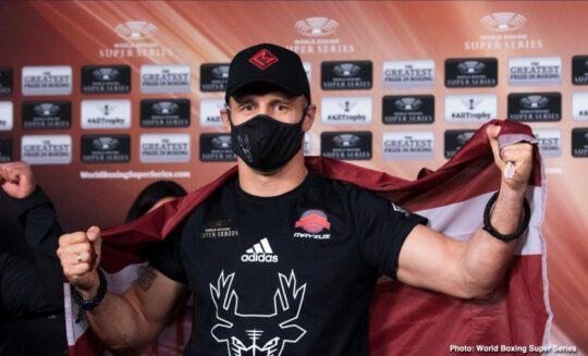 Mairis Briedis, Yuniel Dorticos - Boxing News