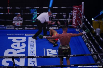 Apinun Khongsong, Charlie Edwards, Josh Taylor - Boxing News