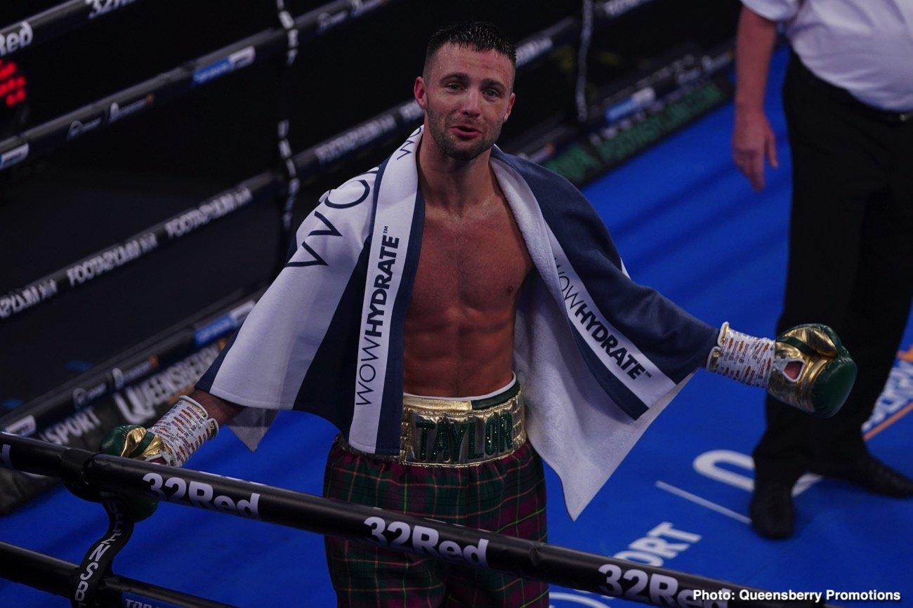 Jose Ramirez, Josh Taylor - Boxing News
