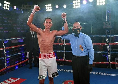 Luis Lopez, Saul Bustos - Boxing Results