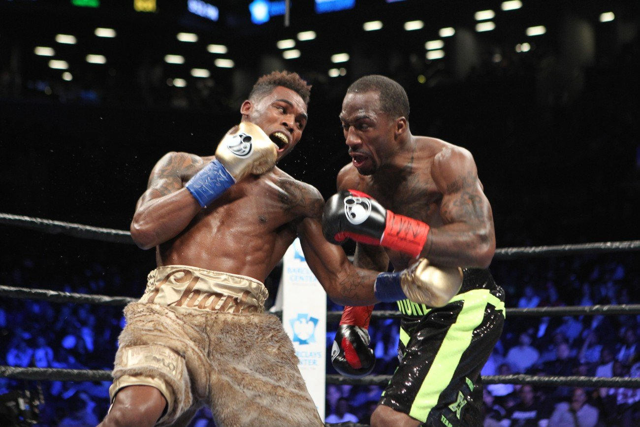 Brandon Figueroa, Damien Vazquez, Jeison Rosario, Jermall Charlo, Jermell Charlo, John Riel Casimero, Luis Nery, Sergiy Derevyanchenko - SHOWTIME Sports announced today the price and programming lineup for the first-of-its-kind pay-per-view doubleheader on Saturday, September 26, featuring two stacked fight cards each headlined by one of the world champion Charlo twins in an event presented by Premier Boxing Champions. The SHOWTIME PPV® event, CHARLO DOUBLEHEADER, is available for purchase at a suggested retail price (SRP) of $74.95 and includes six compelling fights, five of which are world championship bouts.